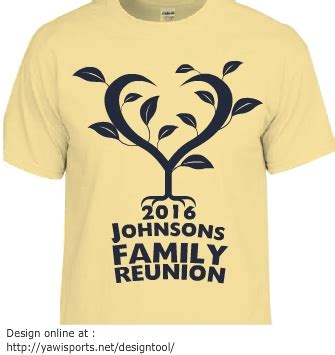 The Gallery For Gt Family Reunion T Shirts Templates Family Reunion Templates For T Shirts
