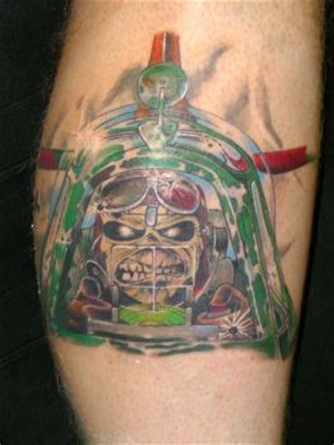 tattoo aftercare aces high eddie tattoo s on eddie the head club deviantart