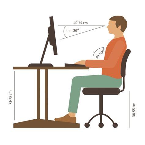 sitzposition schreibtisch c 243 mo cuidar tu postura corporal si trabajas frente al