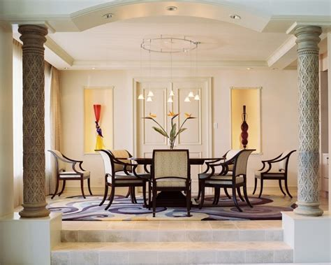 Eclectic Style Dining Room Eclectic Style Eclectic Dining Room By