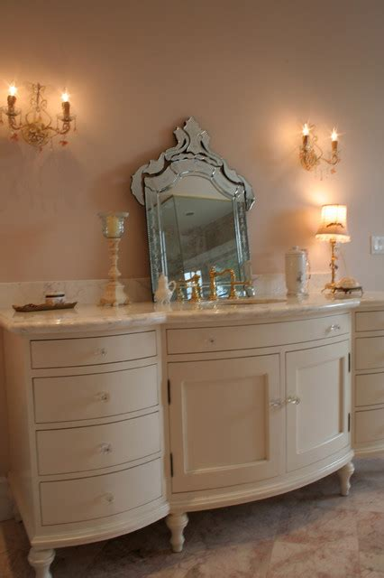 custom traditionalfrench bathroom vanity traditional bathroom orange county  country