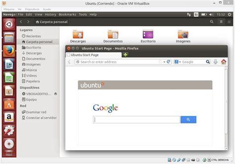 tutorial install ubuntu lewat virtual box c 243 mo virtualizar ubuntu en windows utilizando virtualbox