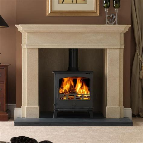 sandstone fireplace best 25 stone fireplace surround ideas on pinterest