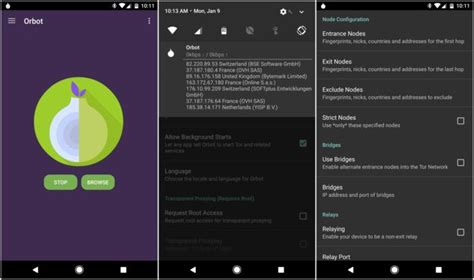 android tor how to set up your android phone for ultimate privacy infoworld