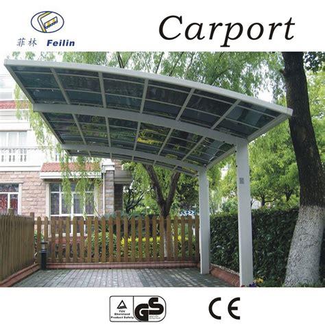 hacer cobertizo para coche 100 garaje de coches de aluminio para techos de