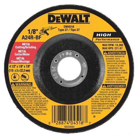 Cutting Whell shop dewalt grit cutting wheel at lowes