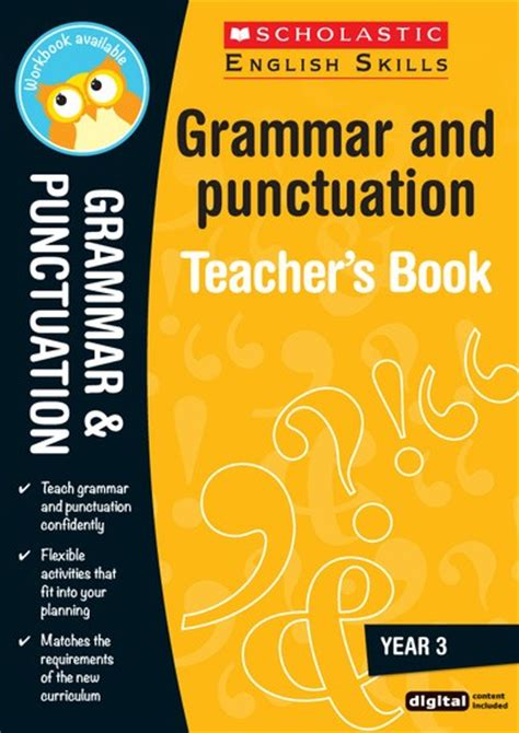 1407140701 grammar and punctuation years scholastic english skills grammar and punctuation teacher