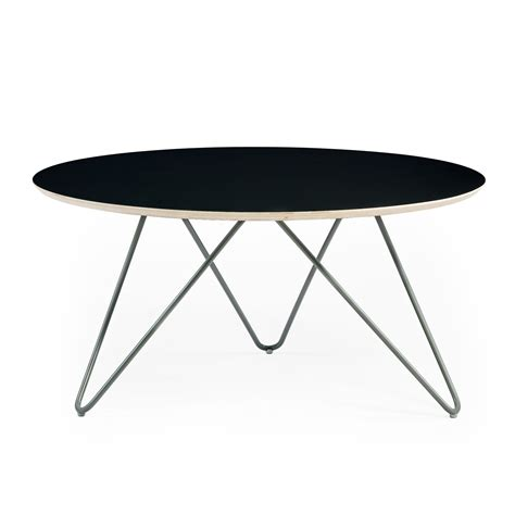 zig zag coffee table r 75 black ikershop