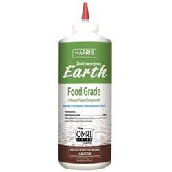 harris 8 oz diatomaceous earth food grade ede fg8 the
