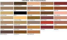 thompson water seal colors deck colors on wood stain colors decks and behr