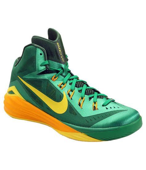 green basketball shoes nike green basketball shoes price in india buy nike green
