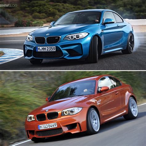 bmw 1m hp bmw m2 vs bmw 1m photo comparison