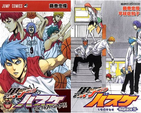 film anime basket kuroko s basketball anime film