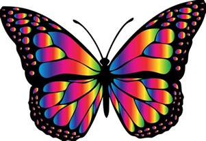Clipart   Monarch Butterfly 2 Variation 9