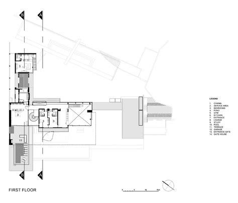 villa sow in dakar by saota architecture design