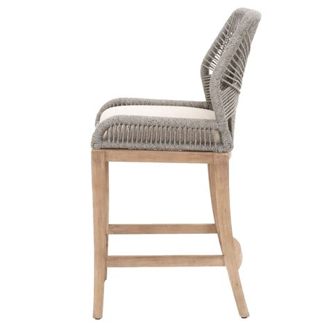Orient Express Loom Counter Stool by Loom Counter Stool