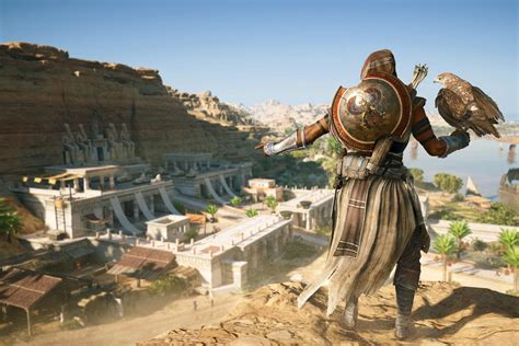 Assassin S Creed Origins Discovery Tour Shows How Video