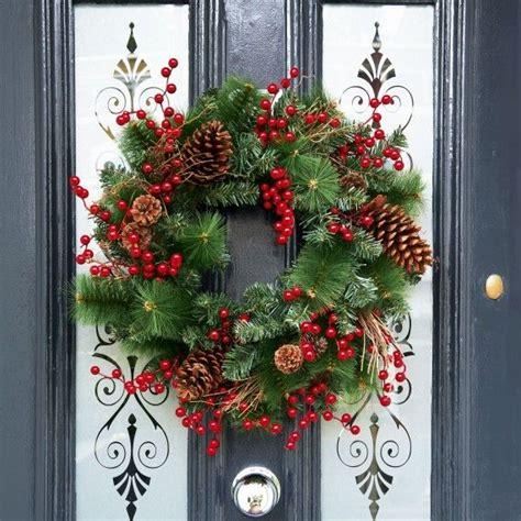 wreath for front door best 20 christmas wreaths ideas on pinterest diy
