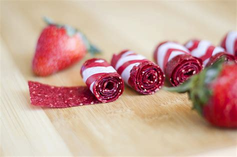 fruit roll up ingredients live eat learn easy vegetarian recipes one ingredient