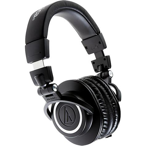 Audio Technica Ath M50x Professional Monitor Headphones Merah audio technica ath m50x closed back professional studio monitor headphones guitar center