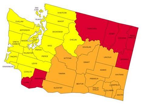 radon map portland oregon radon can be anywhere