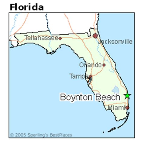 where is boynton florida on the map best places to live in boynton florida