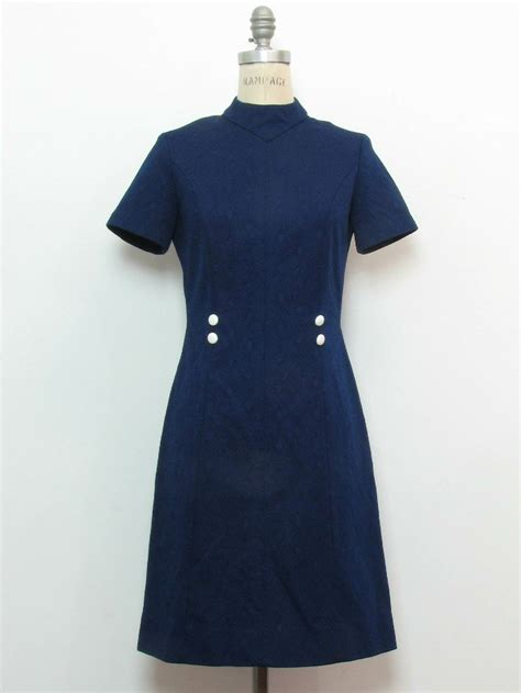 Knit Princess Dress Navy 11 best images about womens mod style on sleeves shops and knit dress