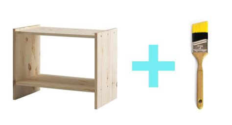 childrens bedroom table ls how to make a 20 bedside table for the kids room