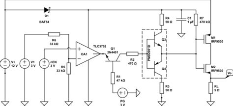 transistor gate driver circuit mosfet gate driver images