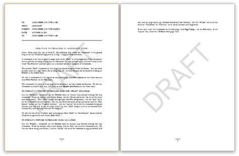 Memorandum Template In Word Microsoft Word Templates Free Memo Template