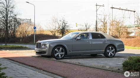 bentley mulsanne speed 2017 bentley mulsanne speed 2015 10 maart 2017 autogespot
