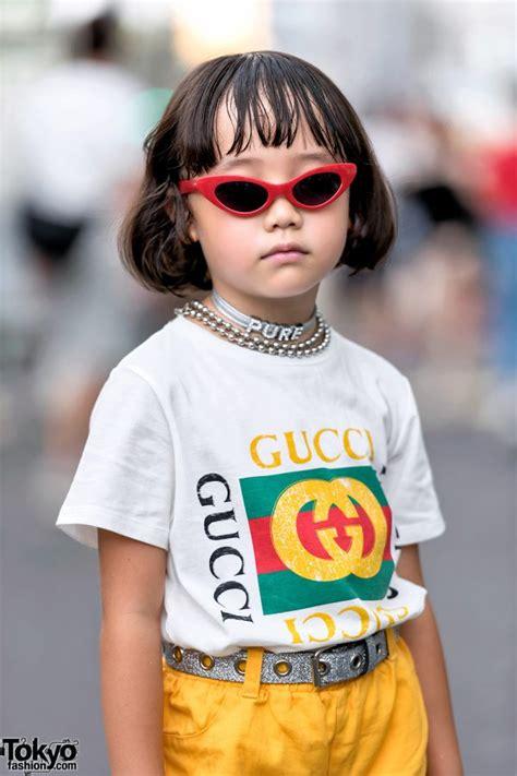 St Kid Coco Pink 6 year coco princess in harajuku w funktique tokyo gucci vans