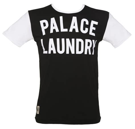 Custom T Shirt Mick Jagger s black and white palace laundry mick jagger t shirt