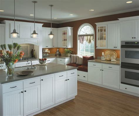 beadboard on kitchen cabinets white beadboard kitchen cabinets homecrest