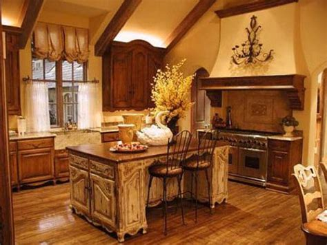 Tuscany Kitchen Decor by Kitchen Decorating Ideas Tuscan Style Room Decorating