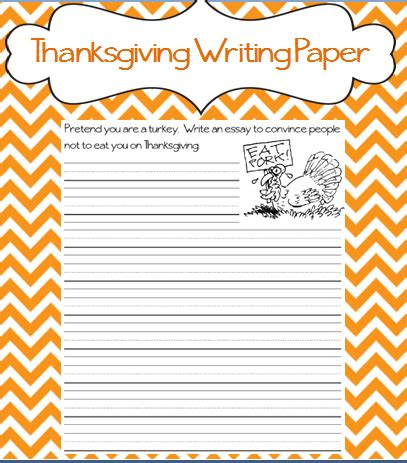 Thanksgiving Essay by The Book Bug Thankful For Thanksgiving