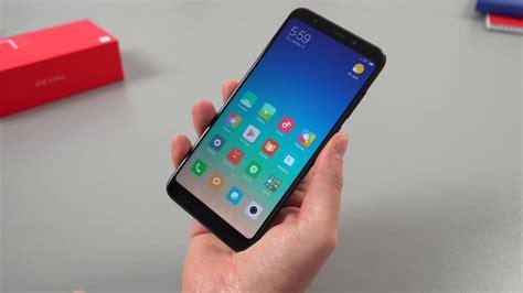 Xiaomi Redmi 5 Plus xiaomi redmi 5 plus unboxing on review