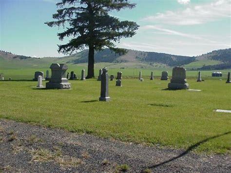 Spokane County Records Latah Cemetery Association Cemetery Spokane County Washington