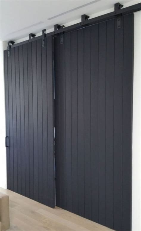 Large Interior Barn Doors Awesome Thaduder Com Large Interior Doors