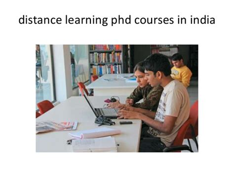 Distance Mba From Foreign In India by 8010000200 Distance Learning Phd In India