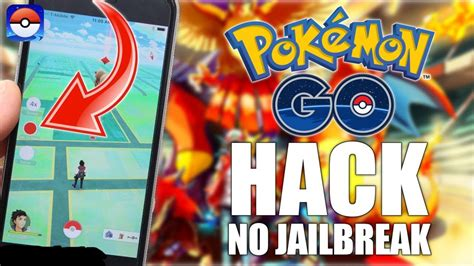 hack pokemon   jailbreak  tap  walk