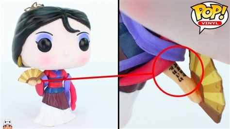 Pop Disney Disney Princess Mulan By Funko unboxing mulan funko pop secret details disney