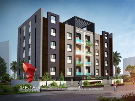 Amazing Contemporary Elevations Executed In Bangalore