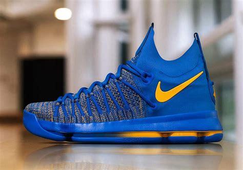 Sepatu Basket Nike Kd 10 Finals Pe Blue nike la kd9 elite est pr 234 te pour les playoffs des