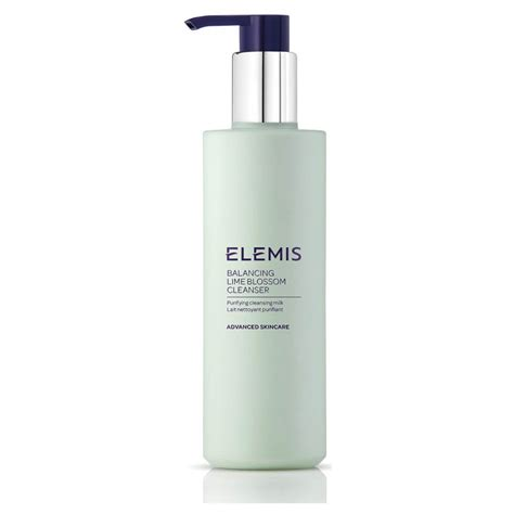 Elemis Detox Products by Elemis Balancing Lime Blossom Cleanser 200ml Free