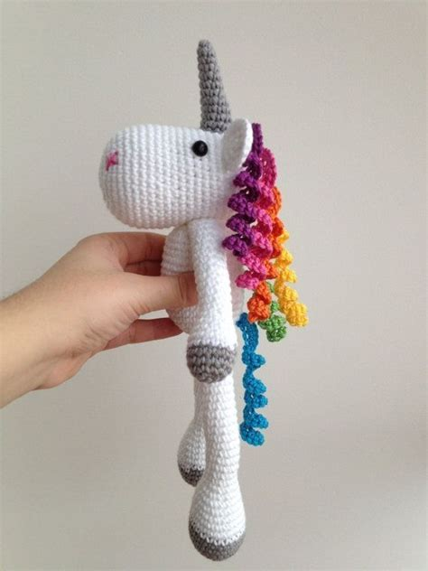 unicorn craft pattern unicorn amigurumi crochet via etsy 25 patterns for 4