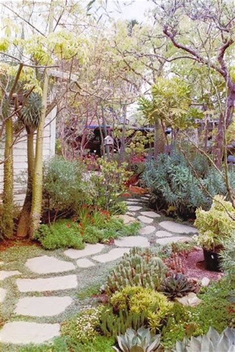 Cheap Ideas For Garden Paths Inexpensive Walkways And Paths Fractured Concrete Makes Free Flagstone Path Landscaping