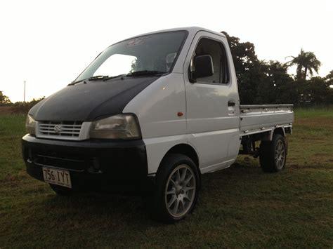 Suzuki Carry 4x4 2000 Suzuki Carry Truck 4x4 Car Sales Qld
