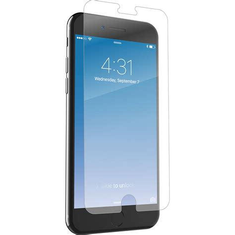 zagg invisibleshield glass screen protector i7llgc f00 b h