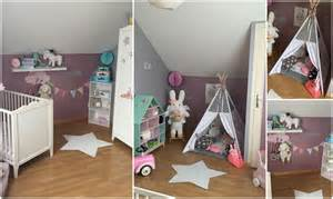 charming Decoration Chambre Bebe Fille #1: chambre-bebe-fille-deco-scandinave.jpg
